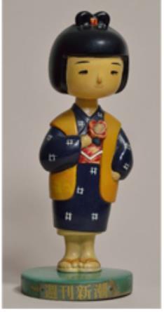 谷内六郎デザイン 《夕やけちゃん》 1964年 個人蔵