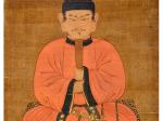 聖徳太子摂政せっしょう像 江戸時代後期 大阪歴史博物館蔵