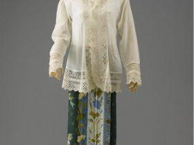 《クバヤ(ブラウス)》 シンガポール20世紀 リー・コレクション