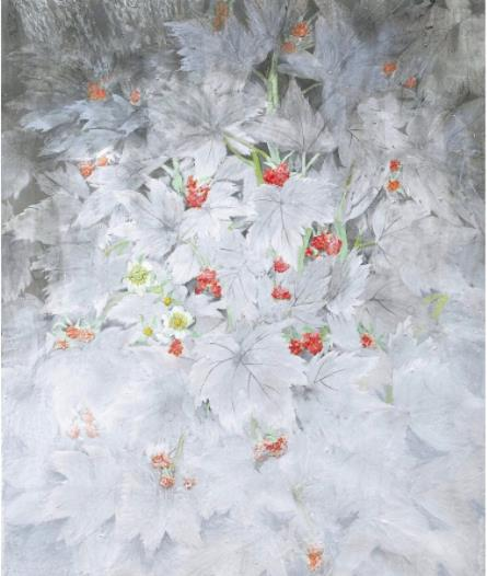 『初夏』/F20号(72.7×60.6cm)