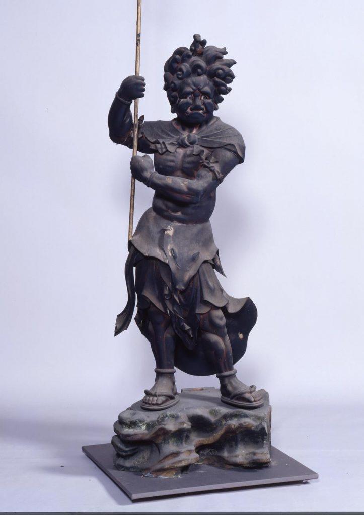 十二神将立像  瀧山寺蔵