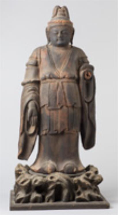[重要文化財] 吉祥天立像 平安時代・10世紀 奈良 薬師寺